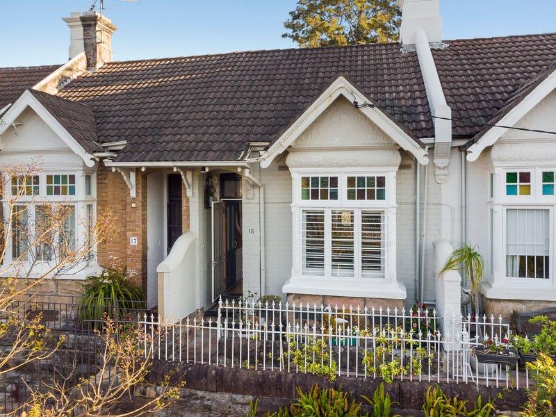 15 Stafford Street, Paddington, NSW 2021