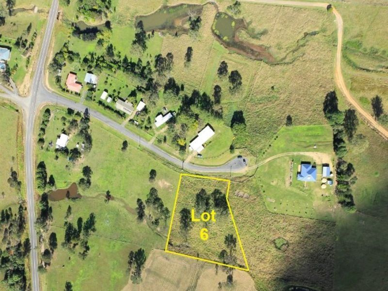 Lot 6, 20 Hillcrest Court, Imbil, Qld 4570