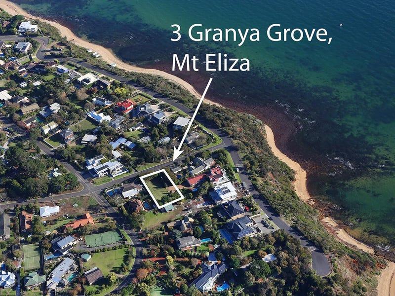 3 Granya Grove, Mount Eliza, Vic 3930