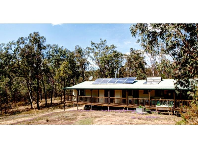 314 Three Mile Road, Crows Nest, Qld 4355