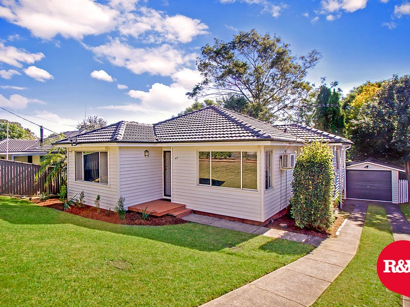 47 Evans Road, Rooty Hill, NSW 2766