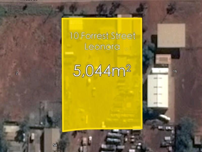 10  Forrest Street, Leonora, WA 6438