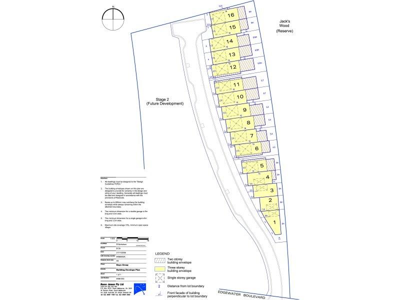 Lot 1, 2B Edgewater Boulevard, Maribyrnong, Vic 3032