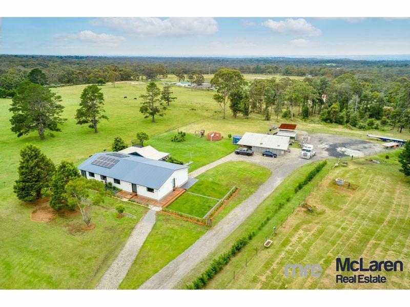 110 Steveys Forest Road, Oakdale, NSW 2570