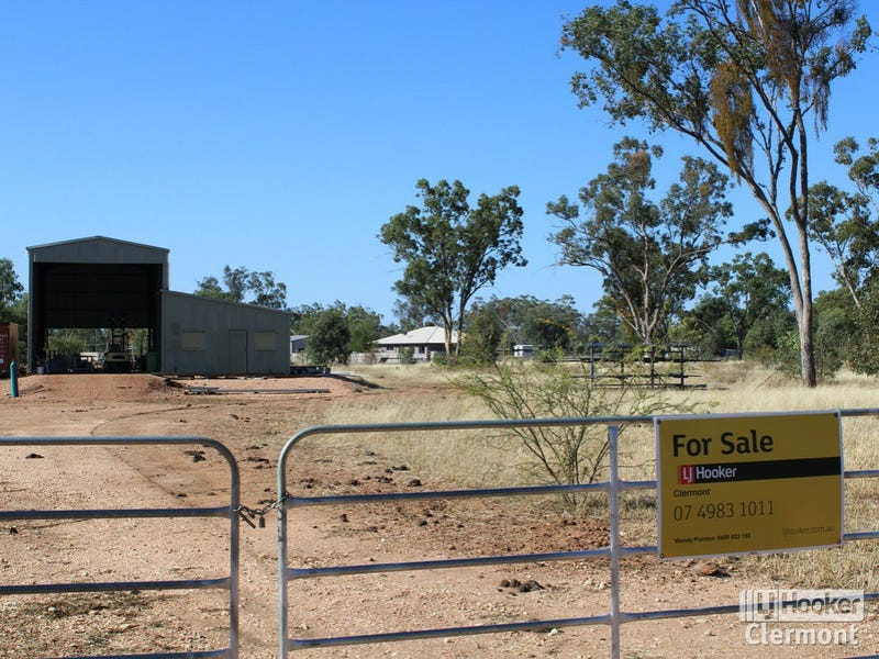 Lot 1 Alpha Bypass Road, Clermont, Qld 4721