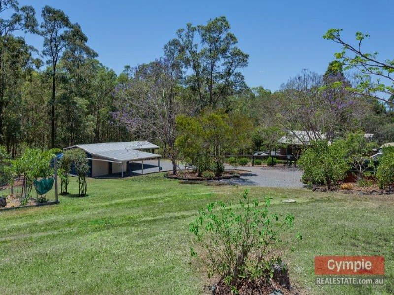 77 Lagoon Pocket Road, Long Flat, Qld 4570