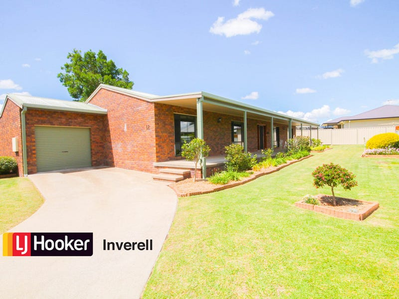 12 Tulare Crescent, Inverell, NSW 2360