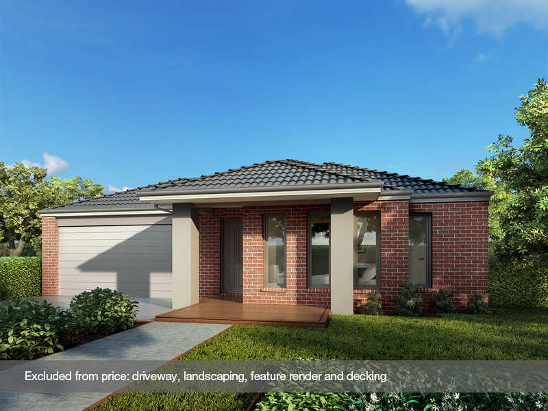 Lot 318 Whipbird St, Shannon Waters Estate, Bairnsdale