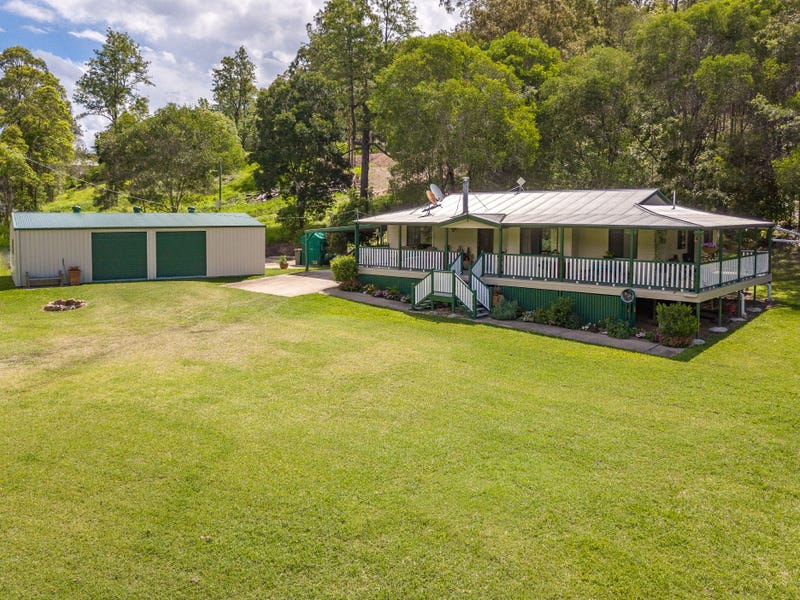 98 Scrubby Creek Road, Scrubby Creek, Qld 4570