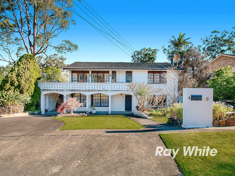 4 Ferguson Ave, Castle Hill, NSW 2154