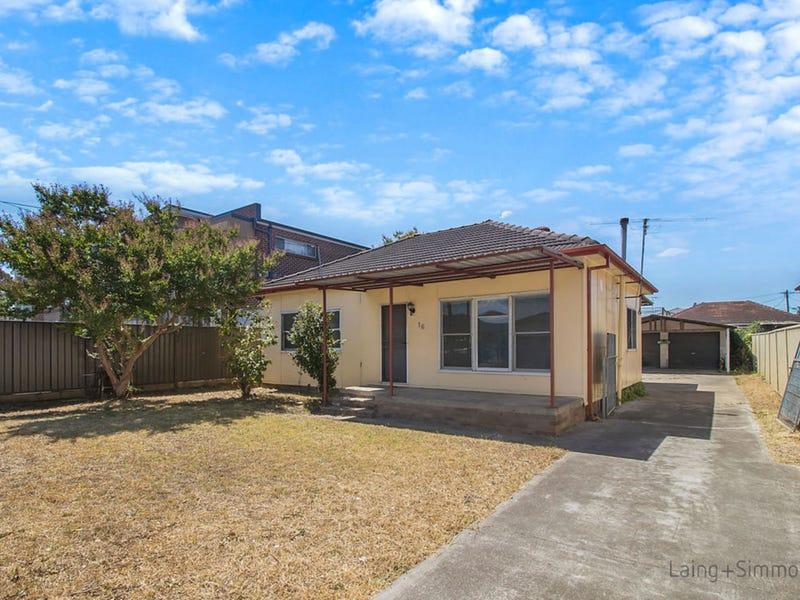 16 Cathcart Street, Fairfield, NSW 2165