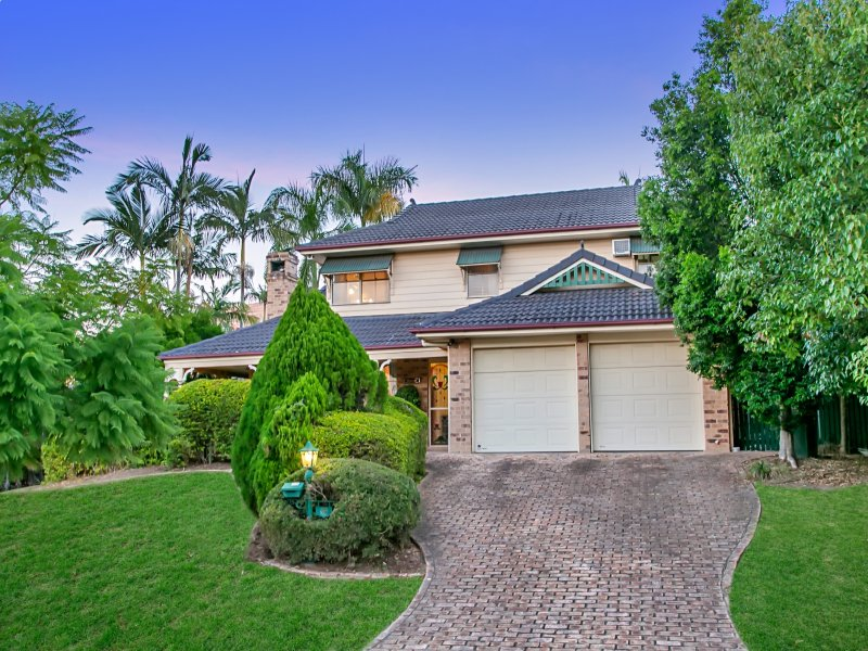 36 Abel Smith Crescent, Mount Ommaney, Qld 4074