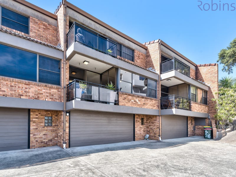 2/6 Memorial Drive, The Hill, NSW 2300