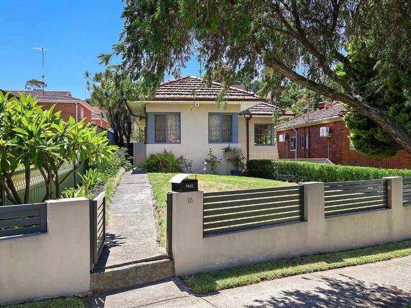 15 Banks Road, Earlwood, NSW 2206