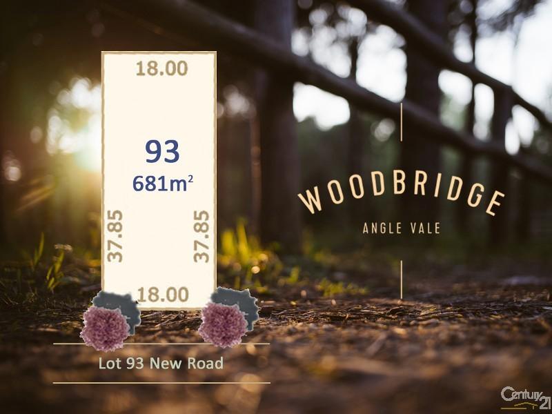 Lot 93 Woodbridge Drive, Angle Vale, SA 5117
