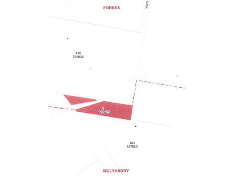 Lot 4 Wattle  Lane, Mulyandry, NSW 2871