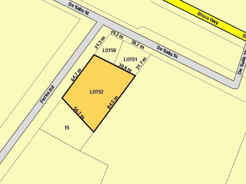 Lot 52 Perks Road (Also Known As Lands Road), Gumlu, Qld 4805