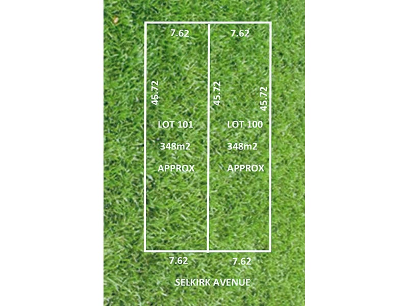 Lot 101, 5 Selkirk Ave, Clearview, SA 5085