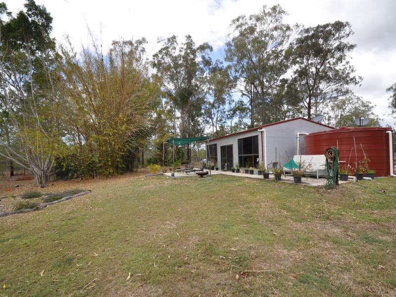 873 Round Hill, Captain Creek, Qld 4677