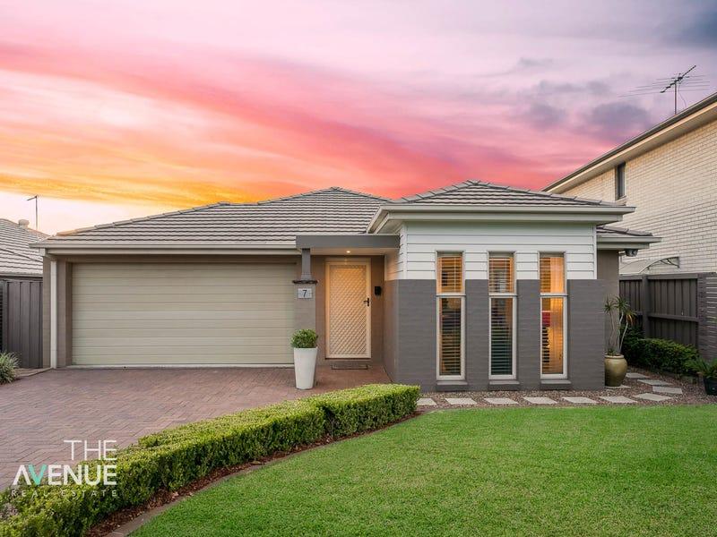 7 Deneden Avenue, Kellyville Ridge, NSW 2155