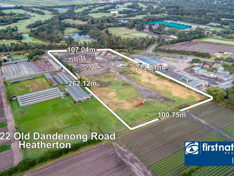 220-222 Old Dandenong Road, Heatherton, Vic 3202