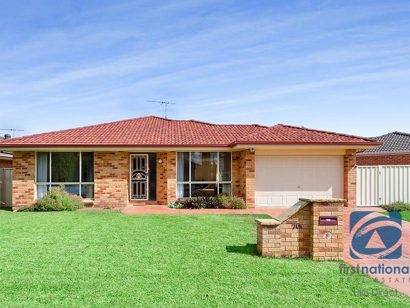 70 Dongola Circuit, Schofields, NSW 2762