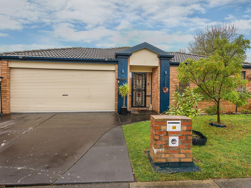 45 Edgbaston Circuit, Berwick, Vic 3806