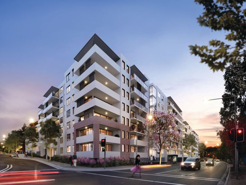 316/104 (Lot 15) Caddies Boulevard, Rouse Hill, NSW 2155
