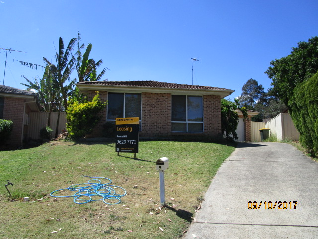 9 Carly Place, Quakers Hill, NSW 2763
