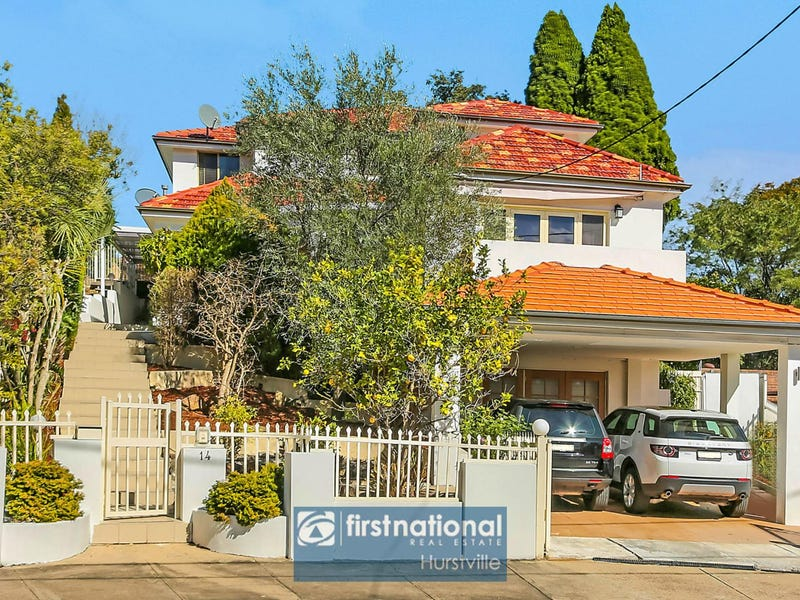 14 Rosebank Crescent, Hurstville, NSW 2220