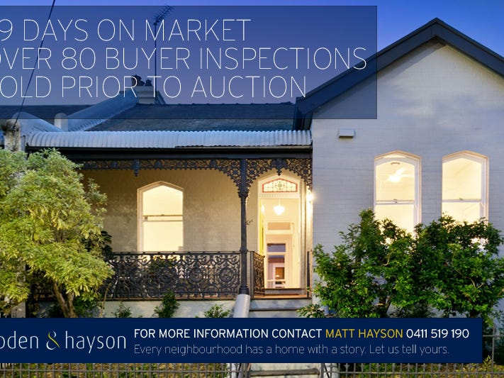 23 Wortley Street, Balmain, NSW 2041