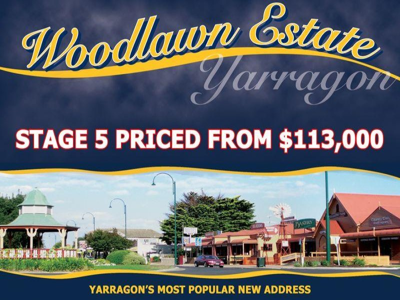 Lot 108 Woodlawn Boulevard, Yarragon, Vic 3823