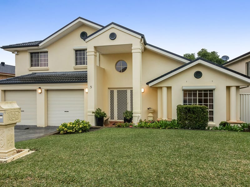 5 Shiraz Close, Edensor Park, NSW 2176