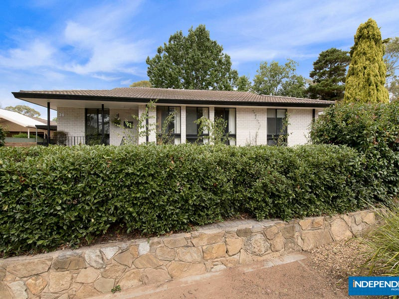 20 Fremantle Drive, Stirling, ACT 2611