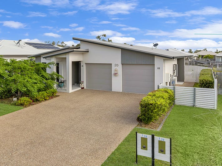 20 Elbridge Bend, Mount Louisa, Qld 4814