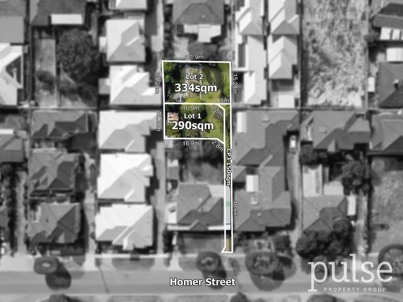 Proposed Lots 1 & 2, 70 Homer Street, Dianella