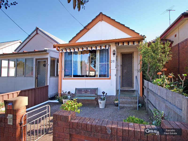 26 Neville Street, Marrickville, NSW 2204