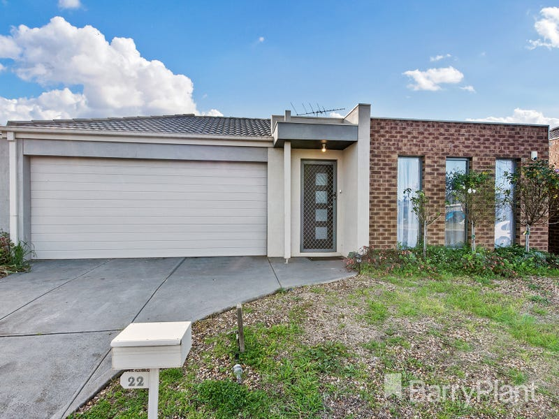 22 Glencroft Terrace, Melton West, Vic 3337