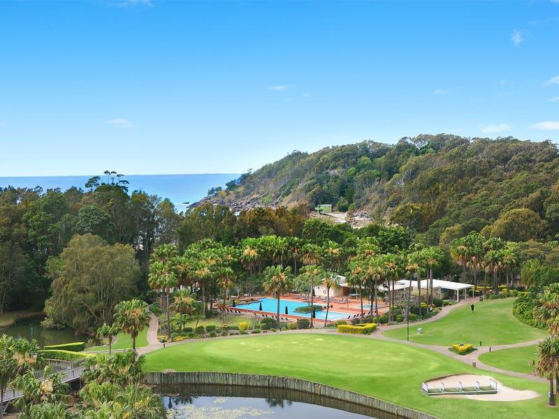 4611-12 Pacific Bay Resort, Coffs Harbour, NSW 2450