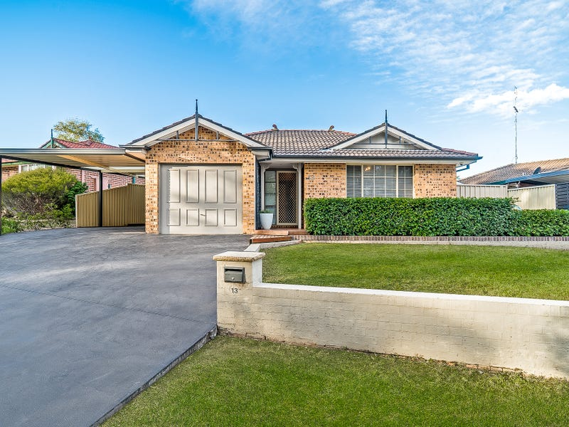 13 Woodi Close, Glenmore Park, NSW 2745