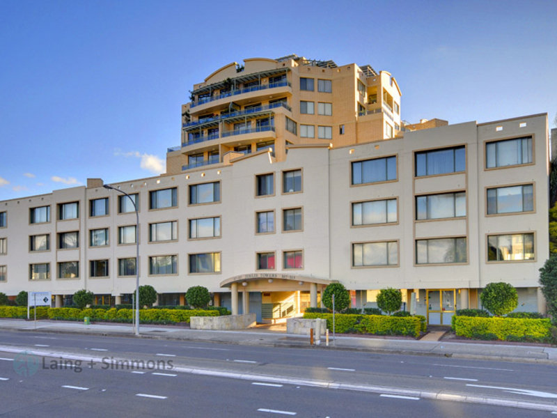 115/107-115 Pacific Highway, Hornsby, NSW 2077