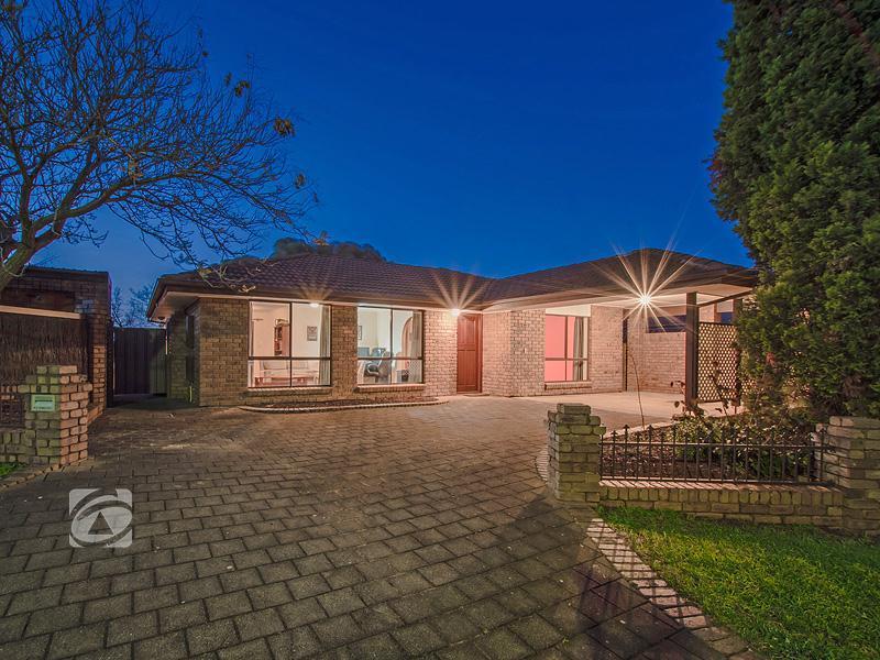 1 Gibbs Crescent, Golden Grove, SA 5125