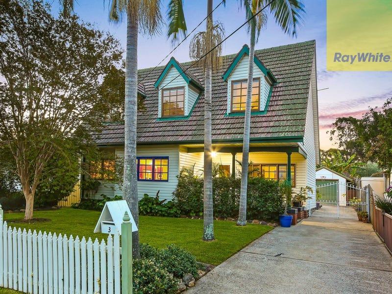 3 Hopkins Street, Wentworthville, NSW 2145