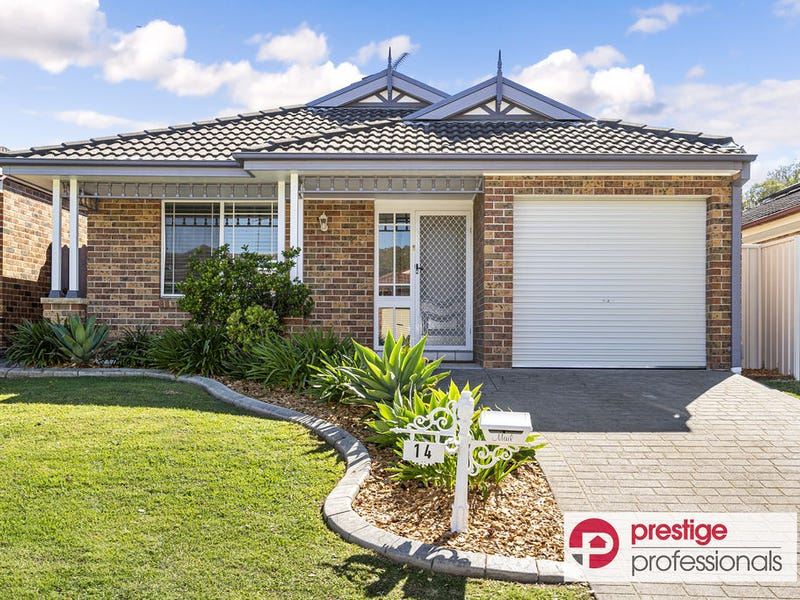 14 Glengyle Court, Wattle Grove, NSW 2173