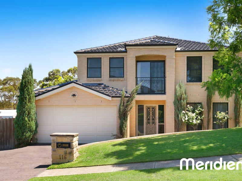 116 Milford Drive, Rouse Hill, NSW 2155