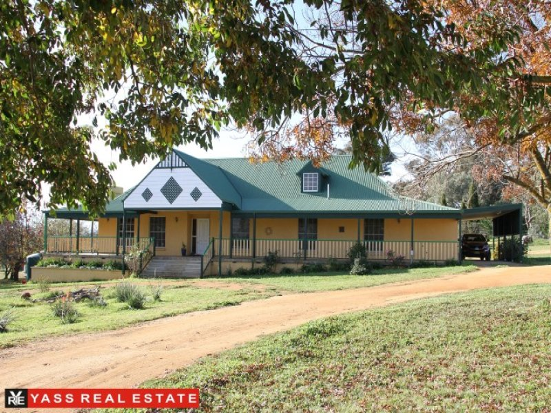 37 Cooks Hill Road, Yass, NSW 2582