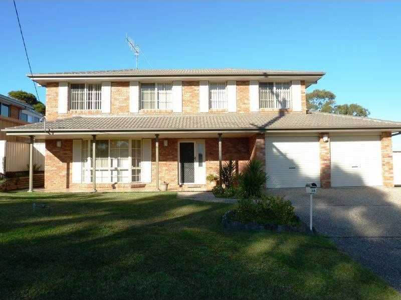 38 South Street, Forster