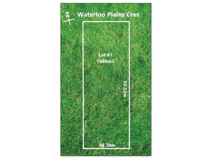 Lot 61, Waterloo Plains Crescent, Winchelsea, Vic 3241