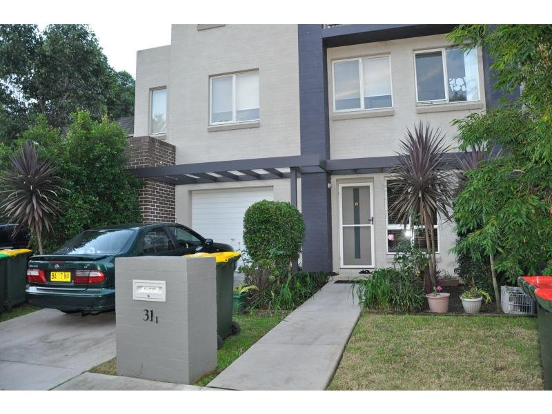 1/31 The Boulevarde , Mornington Estate, Holsworthy, NSW 2173