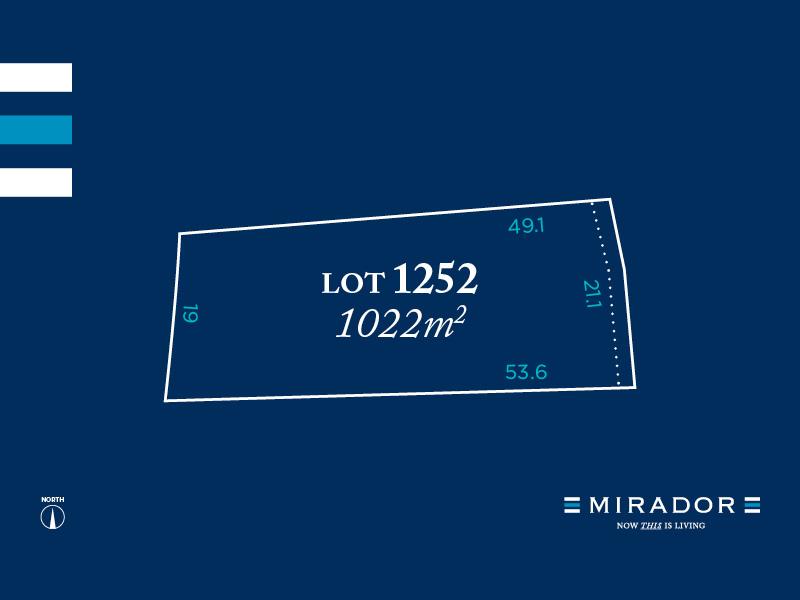 Lot 1252, Mirador Drive, Merimbula